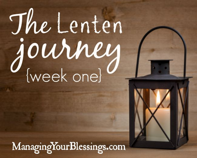 Living in the Word Online Book Study: The Lenten Journey {Week One} :: Come see the interview I did with author, Kris Camealy about her book: Holey, Wholly, Holy: a Lenten journey of refinement. She helps get us into the mindset to have a successful online book study and Lenten journey! :: ManagingYourBlessings.com