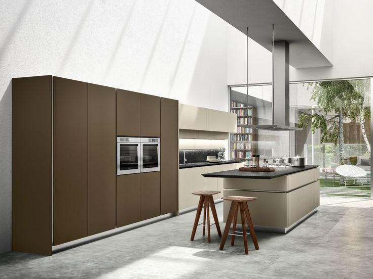 IDEA Kitchen With Island By Snaidero Design Pininfarina