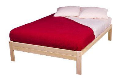 Need a new bed for your bedroom? Why not make a new DIY platform bed? Not only would it look great but it may also be the next DIY project you're looking for. Hereare some great ideas for beds of all shapes and sizes. Get creative with pallet boards, or pieces of wood, and make
