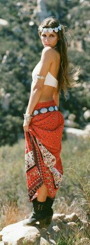 hippie + étnico + boêmio + folk + vintage + punk + romântico ♡ #tudojuntoemisturado