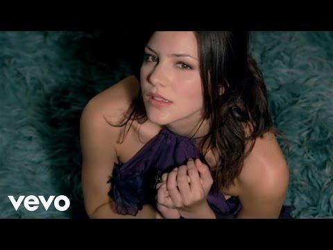 "Katharine McPhee - Over It - ""Wanting you to be wanting me, no that ain't no way to be."""