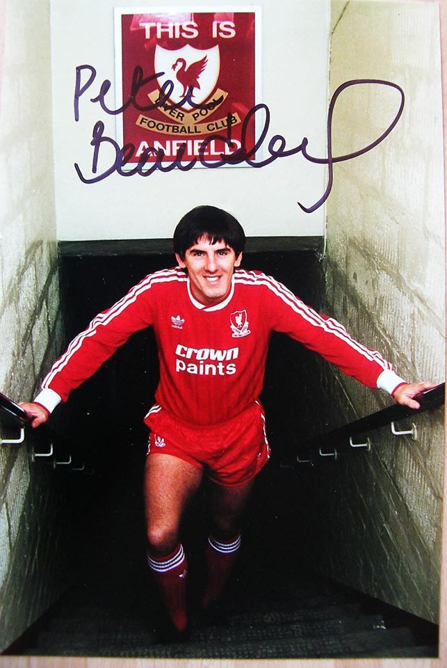 ♠ The History of Liverpool FC in pictures - Peter Beardsley #LFC #History #Legends