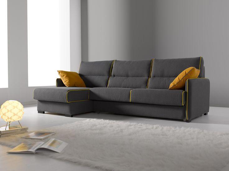 Sofas modernos italianos sof meda with sofas modernos - Sofa cama aquila ...