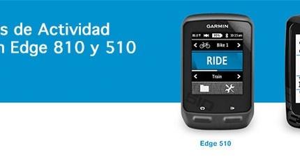 Garmin Edge 810 – Configurando Perfiles de Actividad