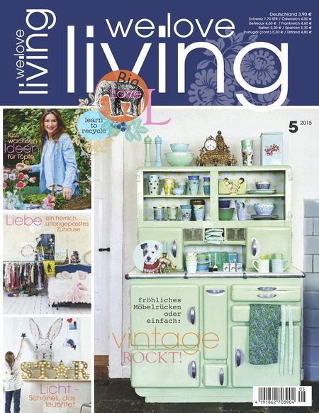 We love Living Magazin