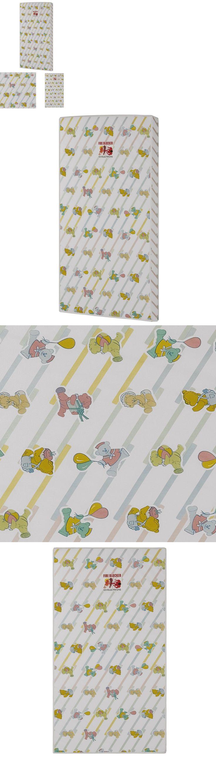 Crib Mattresses 117035: Premium Foam Crib Full Size Baby Toddler Bed Mattress Dream On Me 4 ~ Best Sleep -> BUY IT NOW ONLY: $51.36 on eBay!
