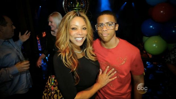 Is Wendy Williams Son Adopted
