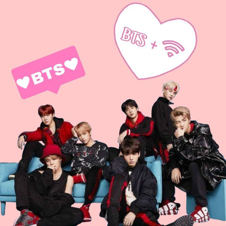 #BTS #Love #Wifi #totpentruRoxy #Tumblr