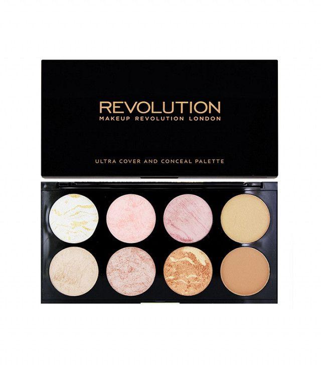 Makeup Revolution Ultra & Blush Contour Palette