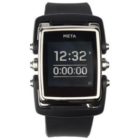 Meta M1 Watch | Wearable Device | Vandrico Inc