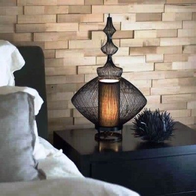Loving This Lamp On A Nighstand