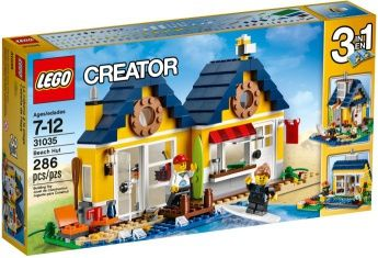 Buy LEGO CREATOR Beach Hut for R559.00