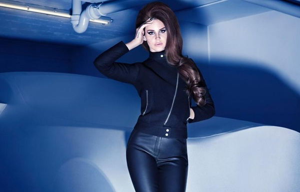 Lana Del Rey for H Fall Winter 2012 Campaign
