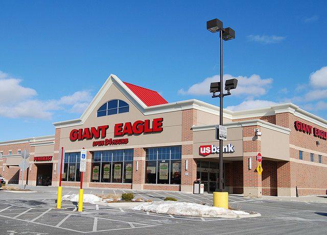 giant eagle  - Delish.com