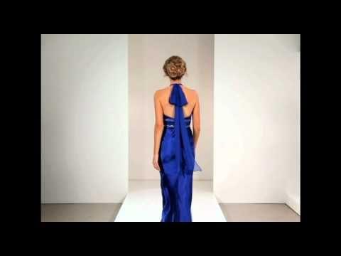 DEMURE Evening Dress - YouTube