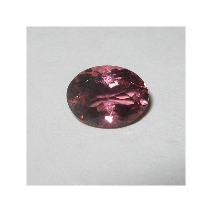 Batu Permata Natural TOurmaline Exotic Pink 1.22 Carat
