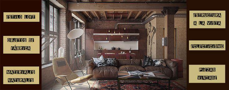 22 best images about decoration s inspiration on pinterest - Decoracion industrial vintage ...