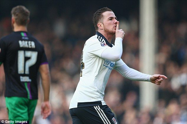 Norwich City make bid that could rise to 12m for Fulham striker Ross McCormack