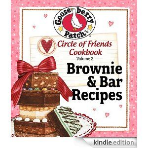 Gooseberry Brownies & Bars FREE eBook - limited time only!!