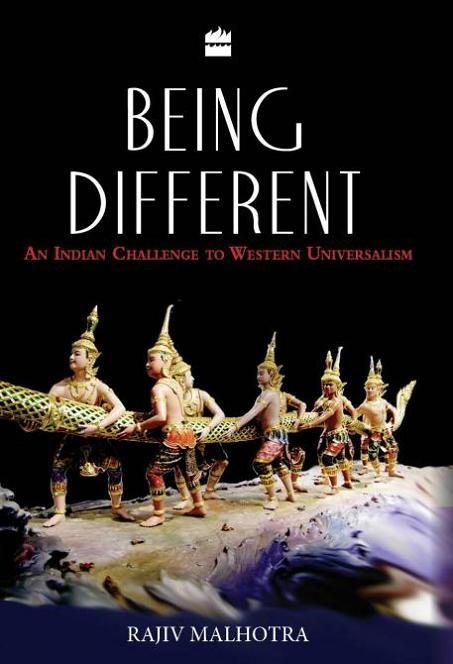 Being Different by Rajiv Malhotra