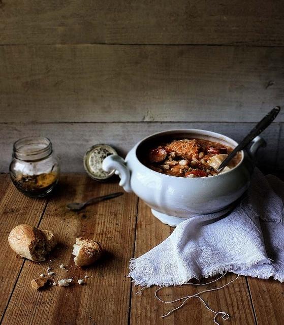 Portuguese comfort food - Tripas à moda do Porto by Mónica Pinto