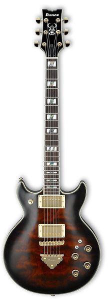 Guitare Ibanez AR325 Dark Brown Sunburst