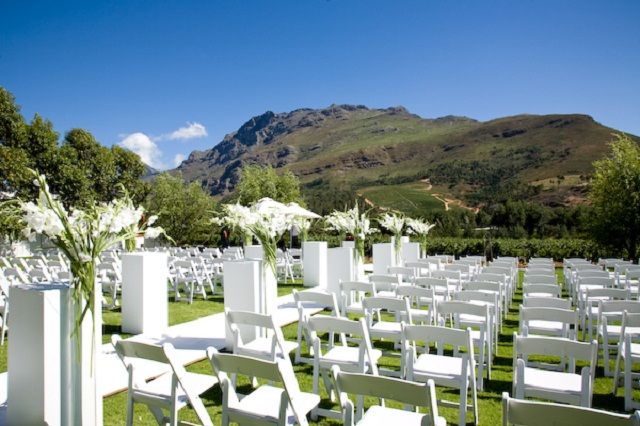 The mountain at Lanzerac is the perfect back drop to your wedding   http://www.lanzerac.co.za/venues-facilities-wed/