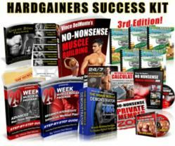 No Nonsense Muscle Building Review Released For Vince Del Monte's Workout Program