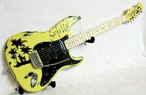Vintage V6M24 review   Guitar, Vintage, Electric guitar