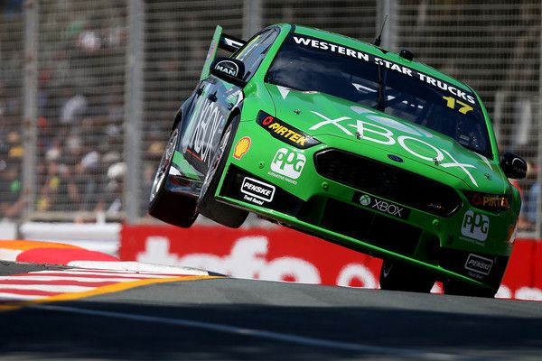 Scott Pye in Gold Coast 600 - V8 Supercars: Practice