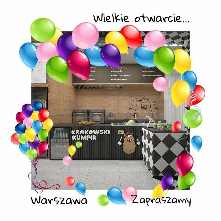 KOMUNIKAT   Z RADOŚCIĄ INFORMUJEMY, ŻE LOKAL W WARSZAWIE NA UL. PUŁAWSKIEJ 74 JEST JUŻ OTWARTY!  WSZYSTKICH SERDECZNIE ZAPRASZAMY    www.krakowskikumpir.pl ☚  #kumpir #krakowskikumpir #kraków #krakow #rzeszów #warszawa #katowice #stolica #capitol #ziemniaki #potato #potatoes #pieczone #bakedpotato #baked #food #goodfood #goodtaste #foodporn #lunch #bar #healthyfood #spice #thebest #wielkieotwarcie #info #komunikat #lokal #nowość #new