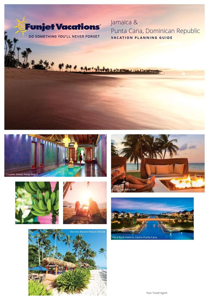 Jamaica Punta Cana Vacation Planning Guide Vacations And