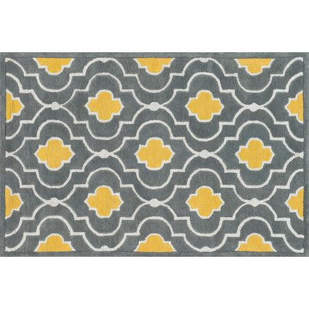 Found It At Wayfair Brighton Gray Gold Area Rug Http Www