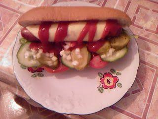 Camilla w kuchni: Hot dogi Kasi