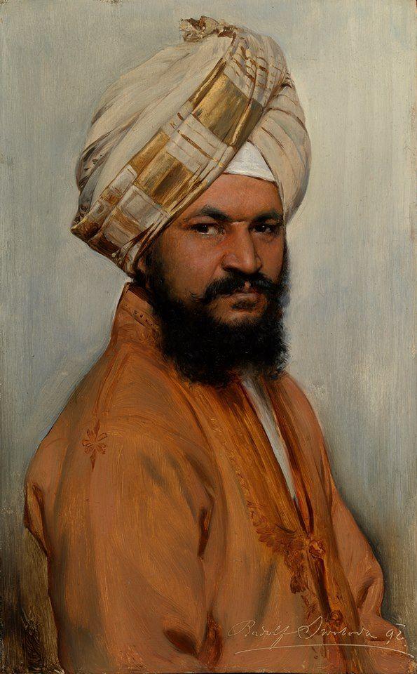 Bhai Ram Singh (Rudolf Swoboda).