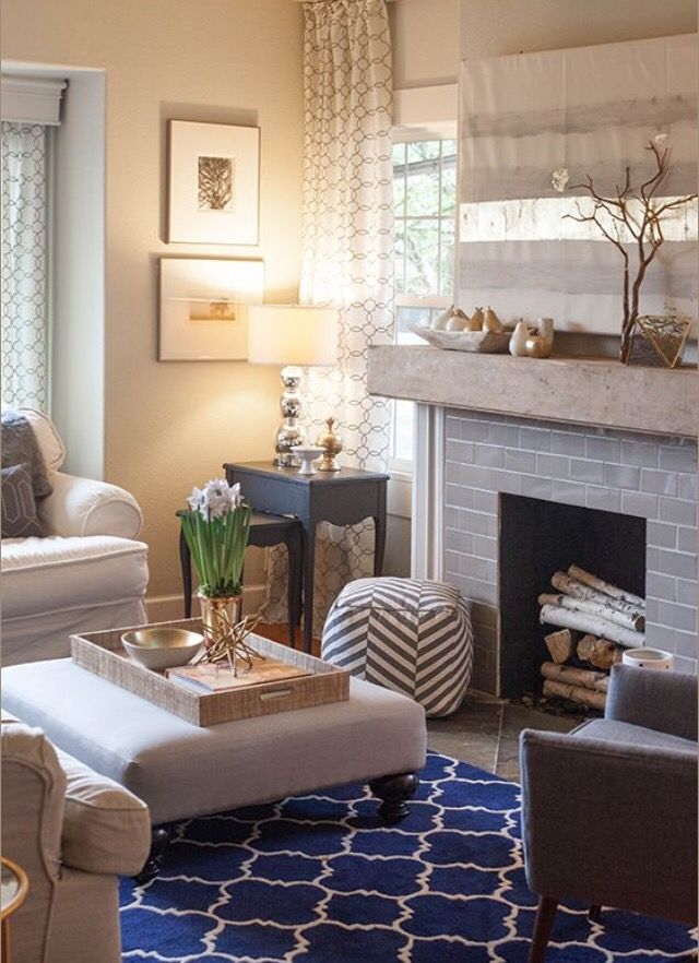 Best 25 Navy Blue And Grey Living Room Ideas On Pinterest 400 x 300