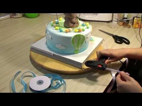 Как сделать подложку для торта своими руками [9] - Я ТОРТодел! - YouTube