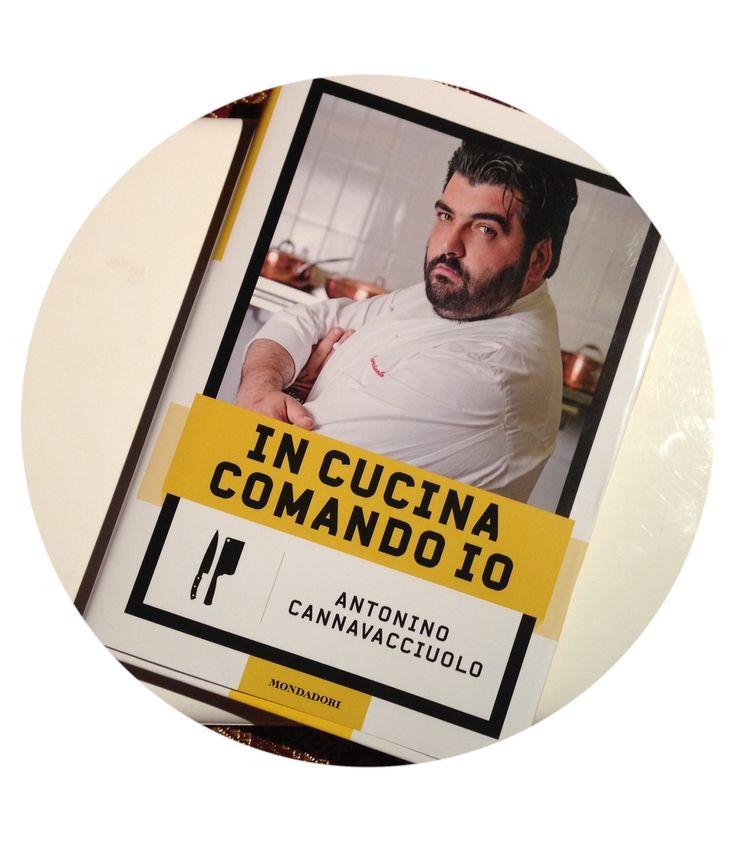 """Antonino #Cannavacciuolo: """"In cucina comando io"""" #mangiaredadio"""