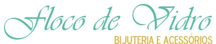 Bijuteria,Material para Bijuteria - Floco de vidro