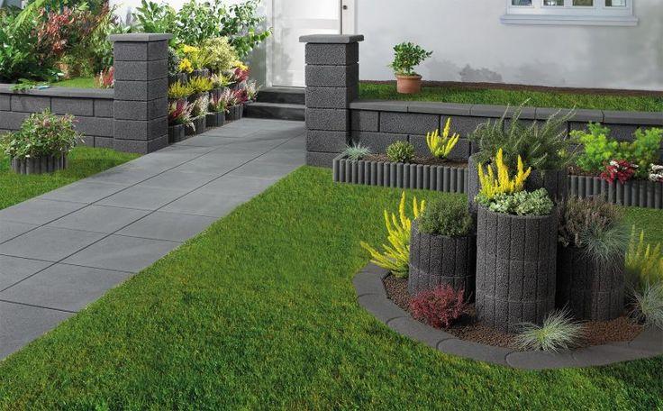 die besten 25 pflanzsteine setzen ideen auf pinterest l steine setzen einfahrt tor und. Black Bedroom Furniture Sets. Home Design Ideas
