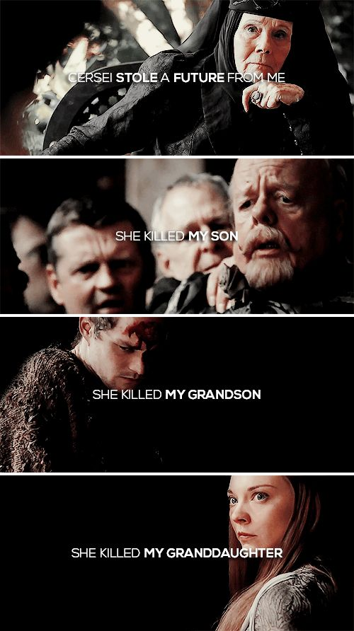Survival is not what I'm after now. #asoiaf