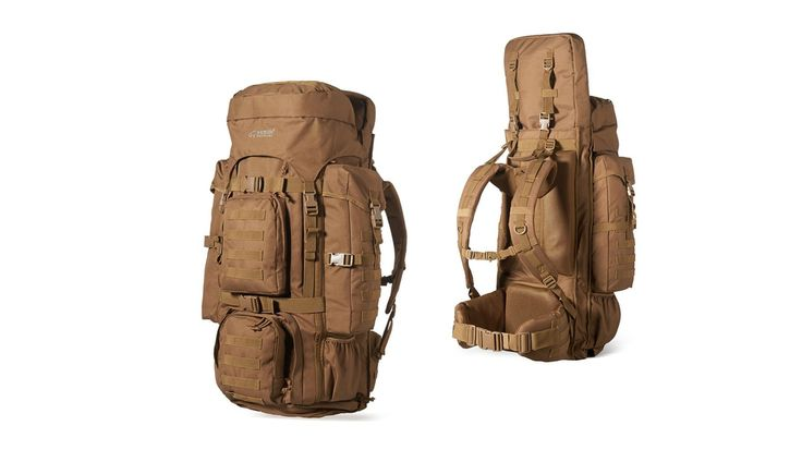 44% off Yukon Tactical Delta Territory Pack - http://DesireThis.com/3629 - Yukon Tactical is pleased to finally present a bag that is made for hauling gear, equipment and your firearm safely.  The Delta Territory bag comes with enough storage for week long expeditions in the woods, ready to handle your sleeping bag, shelter, poles, food and protection. With vented air management system for heavy loads, this pack is perfect for bear country and sportsman who plan to be off the