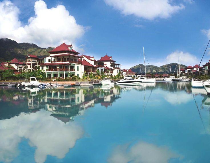 Eden Island marina hosts an international deep water marina capable of mooring super yachts