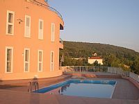 Comfortable Apartment In The Elegant Villa With The Private Pool And Sea Views. Holiday apartment for rent from £45/PN with the added security of our fraud protection.