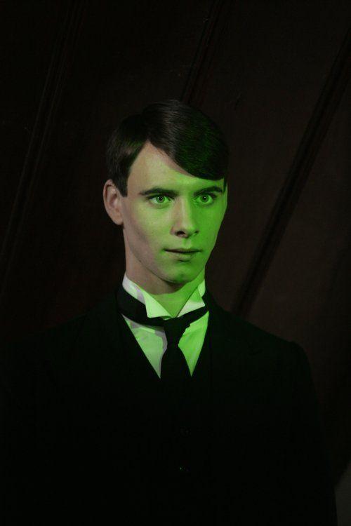 Harry Lloyd as Jeremy Baines/Son of Mine