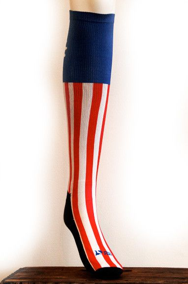 Socks - Captain 'merica