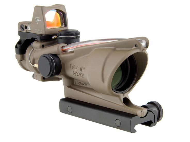 Product detail of Trijicon ACOG TA31-RMR BAC Rifle Scope 4x 32mm Dual-Illuminated with ...