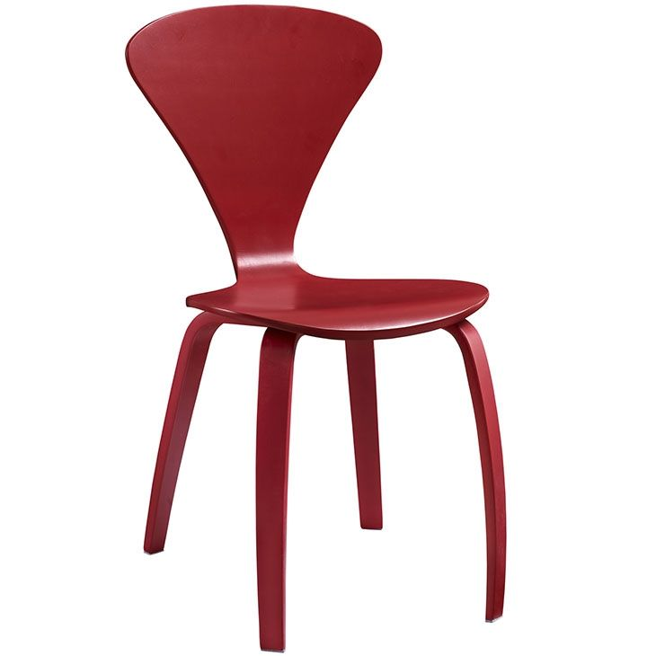 LexMod   Vortex Dining Side Chair in Red  95. 81 best Carissa New Home images on Pinterest   Projects  At home