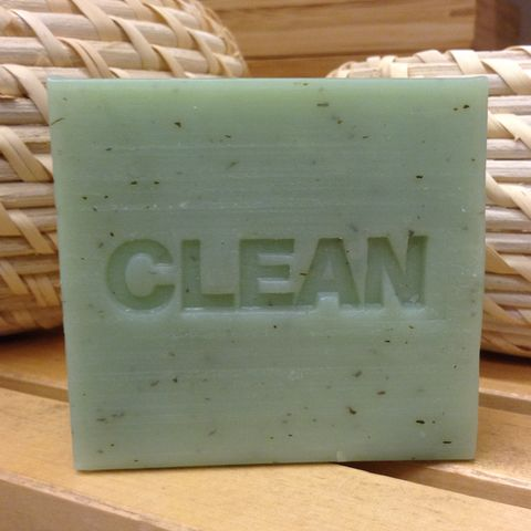 Tea Tree & Eucalyptus Botanical CLEAN Soap Bar (1x100g)