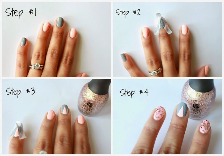SPRING 2015 NAIL ART TRENDS